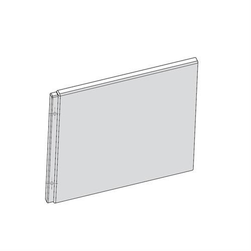 Panel k vaně Ravak Chrome 75 - boční