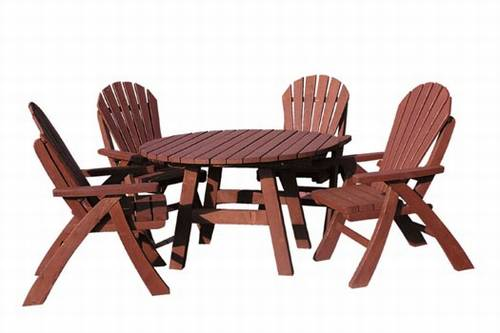 dřevěný zahradní nábytek set Promien 1+4 drewfilip 35