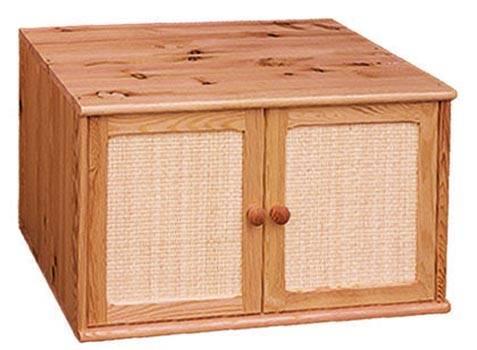 dřevěný nástavec na šatní skříň z masivního dřeva borovice drewfilip 4