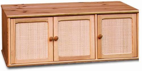 dřevěný nástavec na šatní skříň z masivního dřeva borovice drewfilip 6