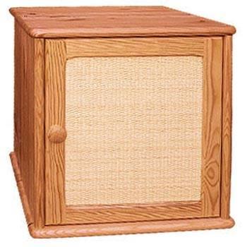 dřevěný nástavec na šatní skříň z masivního dřeva borovice drewfilip 2