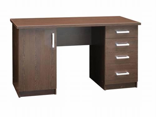 Laminátový psací a počítačový PC stůl Benek vanm