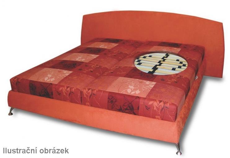 dvojlůžková čalouněná postel  Fantastika pol