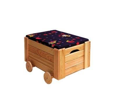 dřevěná dětská skříňka na hračky z masivního dřeva borovice drewfilip 11