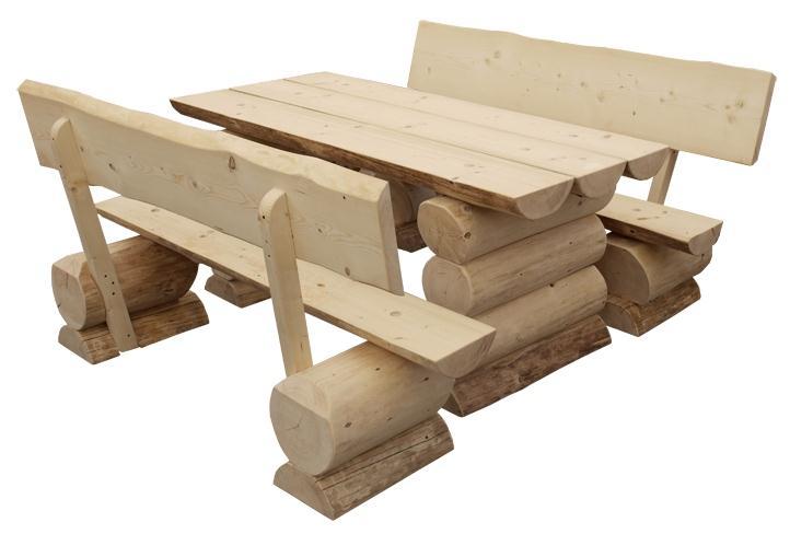 dřevěný zahradní nábytek set K012 jandr