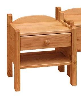 dřevěný noční stolek z masivního dřeva borovice 27 drewfilip