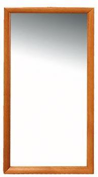 dřevěné zrcadlo z masivního dřeva borovice 34LP 100x50 drewfilip
