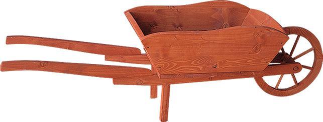 dřevěné zahradní dekorační kolečko malé drewfilip 59