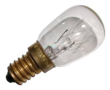 Hrušková žárovka 15W 240V E14 NARVA