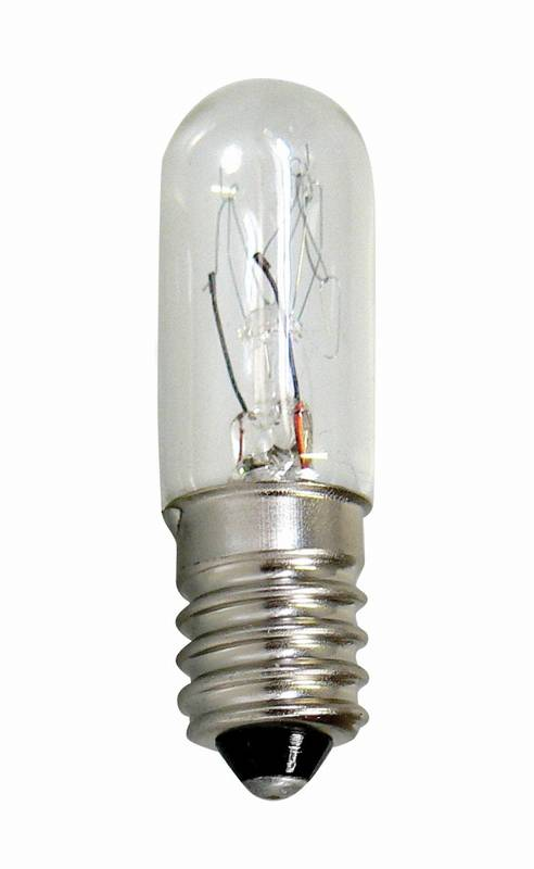 Žárovka NARVA 15W E14 240V AR trubková čirá