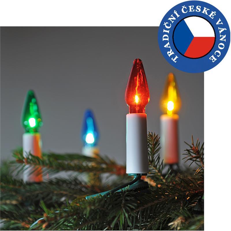 Vánoční souprava FELICIA barevná