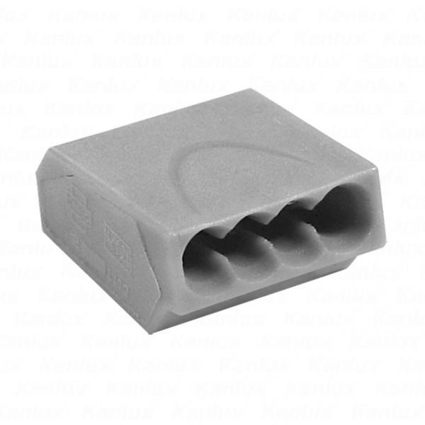 PC254/PA-bezšroubová krabicová svorka,balení 100ks