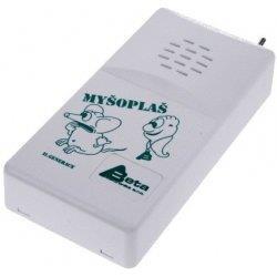 Odpuzovač hlodavců - myšoplaš s vypínačem