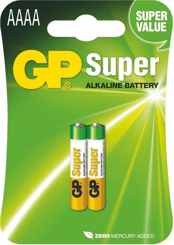 Baterie GP 25A 1,5V/525mAh