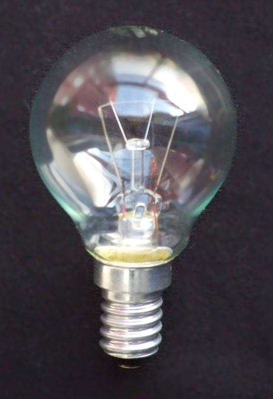 ŽÁROVKA E14 60W iluminační 240V TES-LAMP čirá