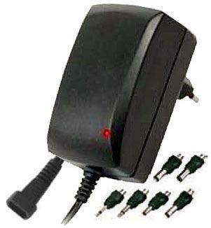 Napáječ, síťový adaptér MW3IP25GS 3-12V/2,25A spínaný