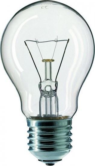 Žárovka čirá TES-LAMP 100W E27 240V