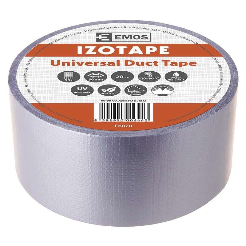Univerzální páska 25mm / 20m DUCT TAPE