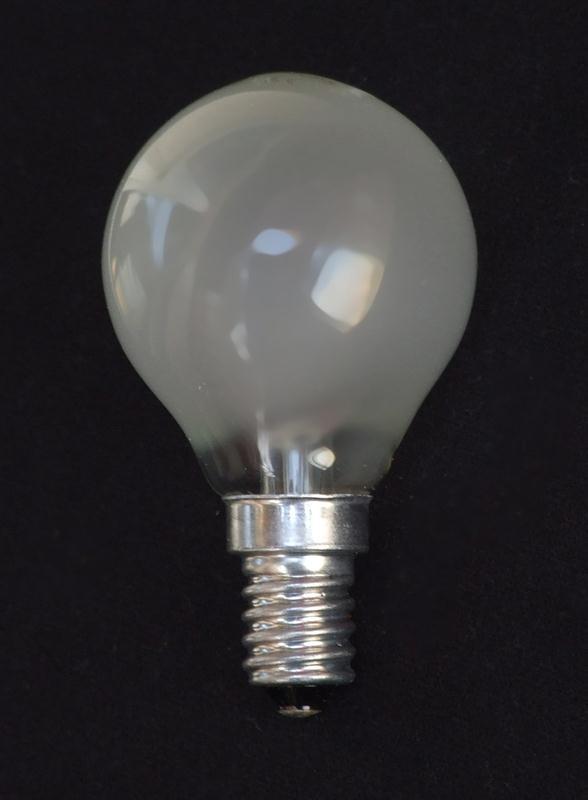 ŽÁROVKA E14 40W iluminační 240V TES-LAMP matná