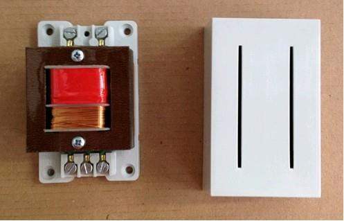 Zvonkový transformátor 230V/4-8-12V  ZAMEL - Bittorf