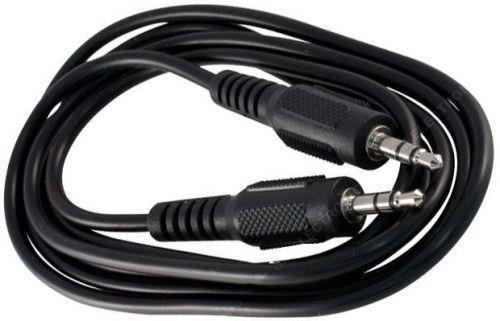 Kabel propojovací AV JACK 3,5st. - JACK 3,5st. 3m