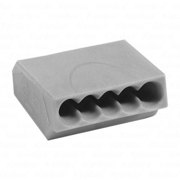 PC255/PA-bezšroubová krabicová svorka, balení = 100ks