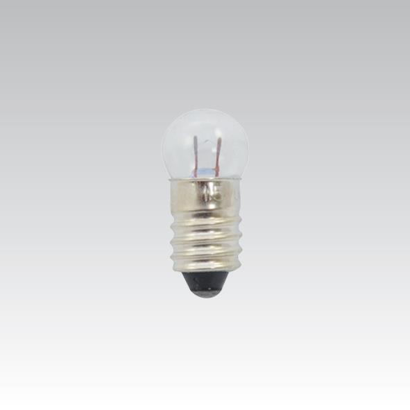 Žárovka 12V/100mA E10
