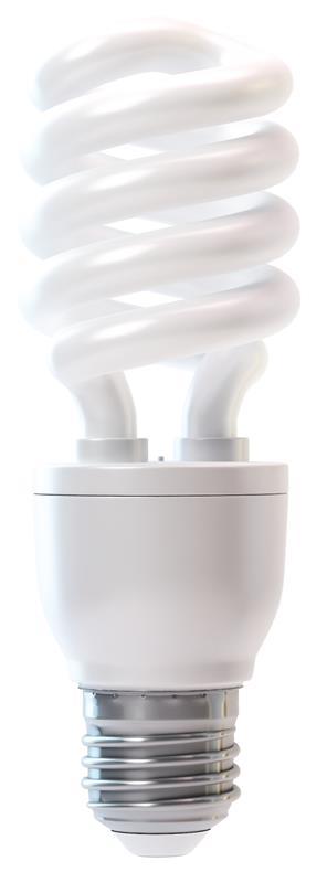 Úsporná žárovka E27/ 15W /VALUE FS WW