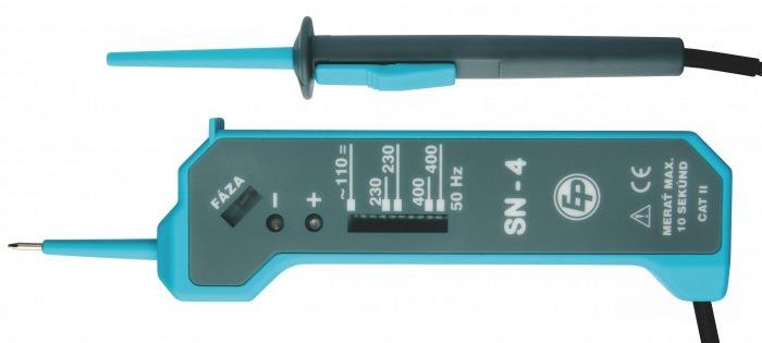 Zkoušečka SN-4 obvodů /vadaska/