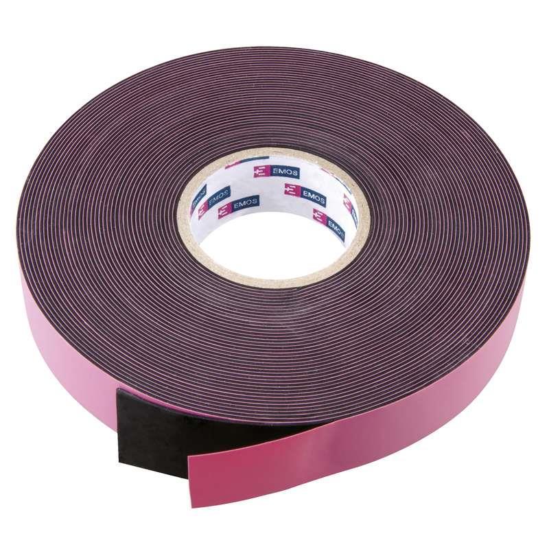 Izolační páska vulkanizační 19mm / 10m černá