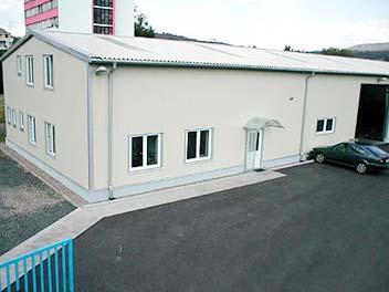 sídlo společnosti ALU A-Z s.r.o.