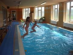 Aquacentrum Slunce - bazén - Jeseníky