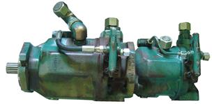 Hydrogenerátor Rexroth A10V