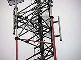 Radiomobil, Eurotel - přizemnění anténních stožárů