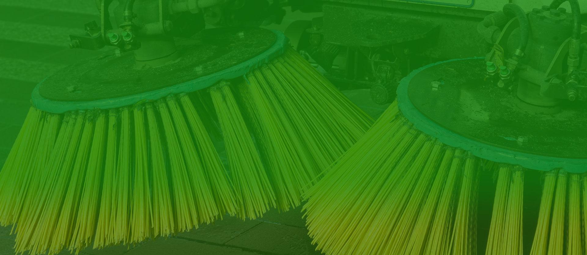 Výroba komunálních a průmyslových kartáčů | 2xP konsorcium